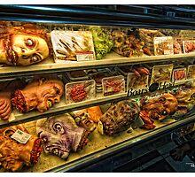 Zombie Delicatessen by ravenmacabre