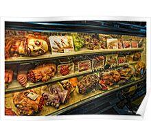 Zombie Delicatessen Poster