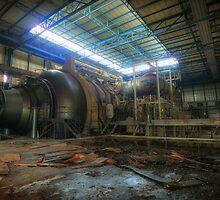 Engine by Michael Baldwin