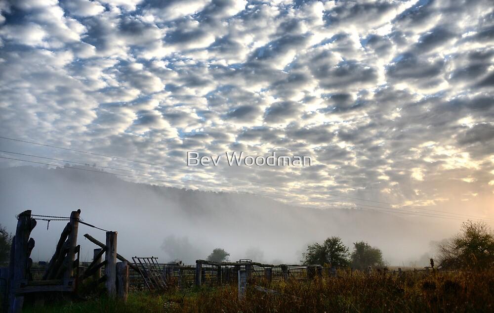 Clouds - Walwa Victoria by Bev Woodman