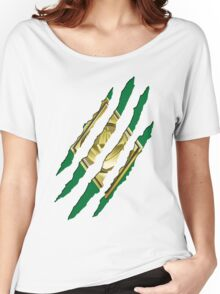 Secret Identity - Green Ranger Women's Relaxed Fit T-Shirt