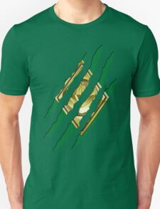 Secret Identity - Green Ranger T-Shirt