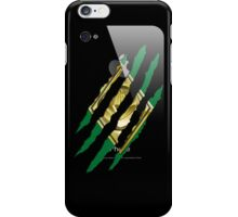 Secret Identity - Green Ranger iPhone Case/Skin