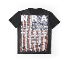 Stop the NRA Graphic T-Shirt