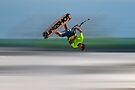 Kite Surfing by Andrew Dickman