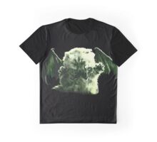 Cathulu Graphic T-Shirt