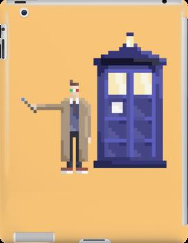 Pixel Who by Simon Alenius