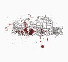Not so magic school bus BLOOD by KyleRowe