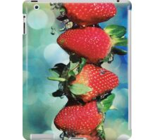 Berry Bokeh iPad Case/Skin