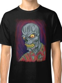 Bloodthirsty Zombie Classic T-Shirt