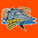 Tsirigo Fishing Team by GKdesign