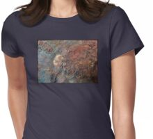 Portal Womens Fitted T-Shirt