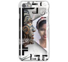 TATTOO COMPOSITE iPhone Case/Skin