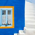 Santorini by Justin Foulkes