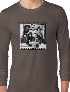 Pirates Parlay - Beastie boys parody Long Sleeve T-Shirt
