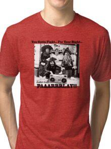 Pirates Parlay - Beastie boys parody Tri-blend T-Shirt