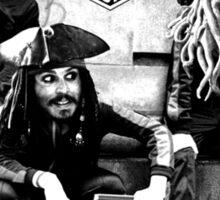 Pirates Parlay - Beastie boys parody Sticker