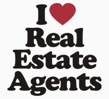 I Love Real Estate Agents by iheart