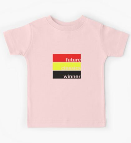 Future classics winner Kids Tee