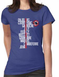 Barricade Boys Womens Fitted T-Shirt