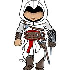 Altair Chibi by SushiKitteh&#x27;s Creations