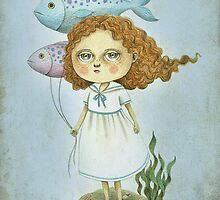 Fish Balloons by Amalia K