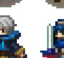 Fire Emblem Awakening Sprites Sticker