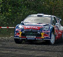 Wales Rally GB by Tony Batey