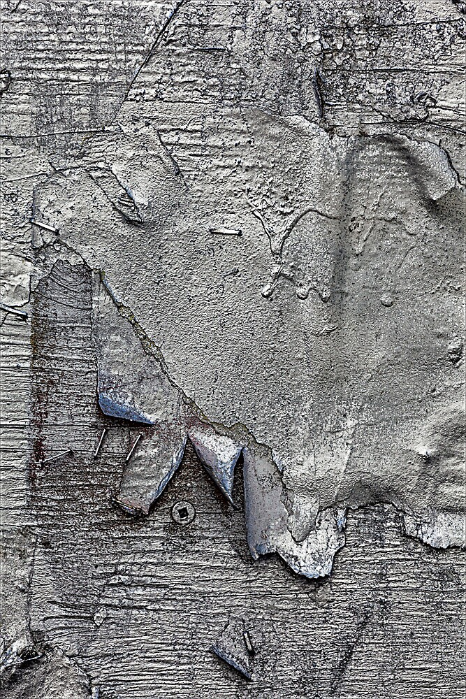 Detail of Wall Lower East Side NYC by Robert Ullmann