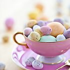Happy Easter by Barbara Neveu