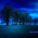 BLUE CHRISTMAS by leonie7