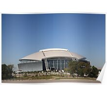 Dallas Cowboys Stadium Poster