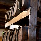 Wine Casks by phil decocco