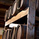 Wine Casks by phil decocco