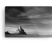 Shiprock, New Mexico Metal Print