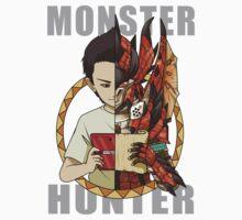 Monster Hunter Life Kids Clothes