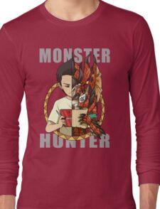 Monster Hunter Life Long Sleeve T-Shirt