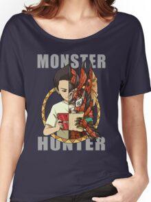 Monster Hunter Life Women's Relaxed Fit T-Shirt