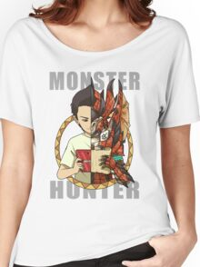 Monster Hunter Life Women's Relaxed Fit T-Shirt