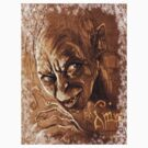 The Hobbit Gollum Smeagol by Vanita93