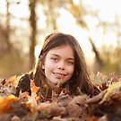 Smiles in the Leaves by Tracy Friesen