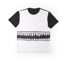Teeth Graphic T-Shirt