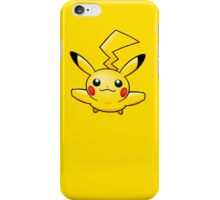 Pikachu Limited Edition iPhone Case/Skin