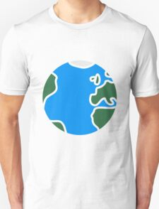 Comic Earth T-Shirt