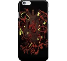 Sinister Situation iPhone Case/Skin
