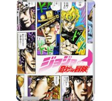 Jojo's Bizarre Adventure: Final Encounter iPad Case/Skin