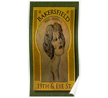 Bakersfield Arts District Poster