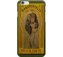 Bakersfield Arts District iPhone Case/Skin