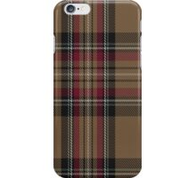 01949 Red Cavalier Fashion Tartan Fabric Print Iphone Case iPhone Case/Skin