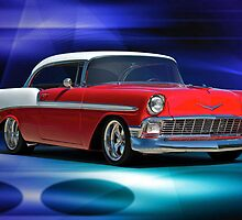 1956 Chevrolet Bel Air III by DaveKoontz